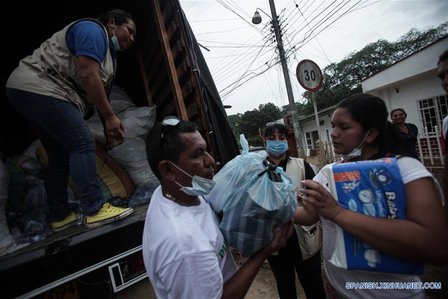 Aumenta a 306 número de muertos por aludes en ciudad colombiana de Mocoa