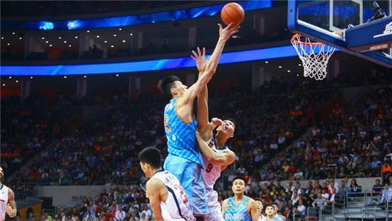 Xinjiang beat Guangdong 117-109 to sweep their opponent 4-0 in the best-of-seven finals to became the sixth champion of CBA here in Guangdong on Friday. Darius Adams was awarded the finals MVP.