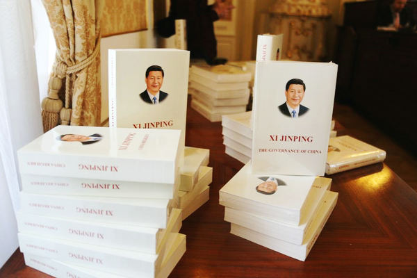 Xi Jinping: The Governance of China. [File photo]