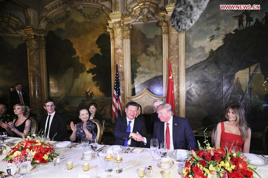 Les relations sino-américaines doivent apporter plus de bénéfices aux deux peuples (le président chinois)
