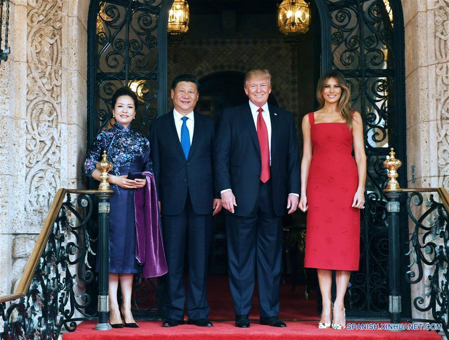 El presidente chino, Xi Jinping, aseguró este jueves que está listo para trabajar con su homólogo estadounidense, Donald Trump, en impulsar las relaciones entre los dos países desde un nuevo punto de partida.(Xinhua/Rao Aimin)