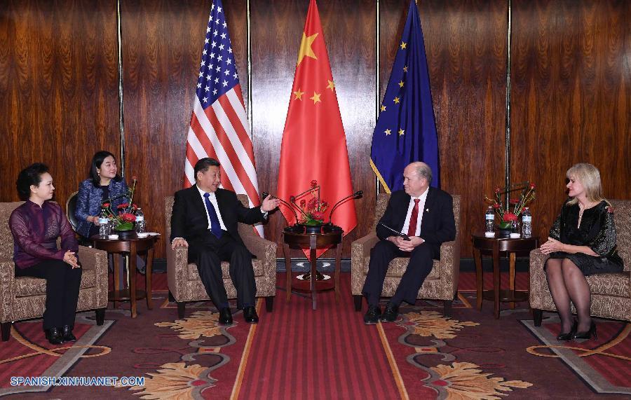 Xi se reúne con gobernador de Alaska (EEUU) y aboga por más cooperación regional