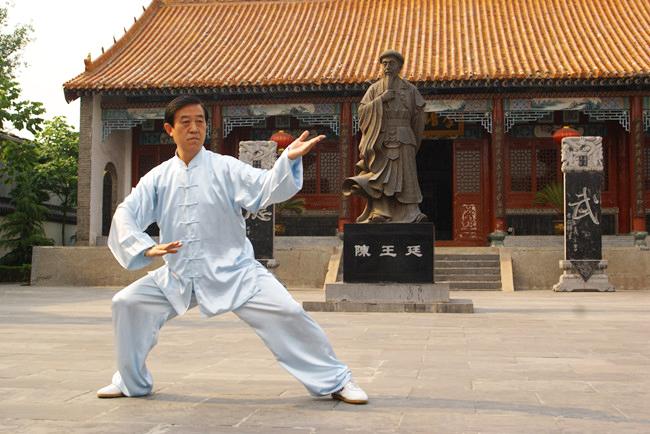 Le Tai Chi bientôt sur la liste de l