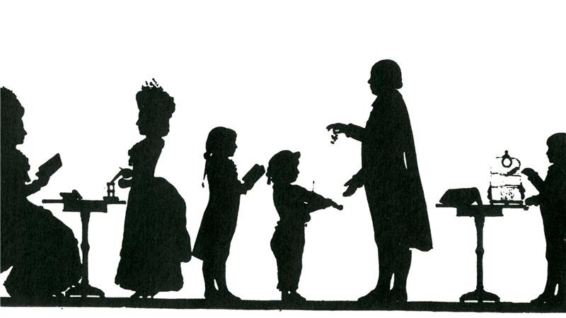 ▲贝多芬住在波恩时,宫廷遗孀勃朗宁夫人提供了贝多芬第二个家。贝多芬是她两个孩子的钢琴老师