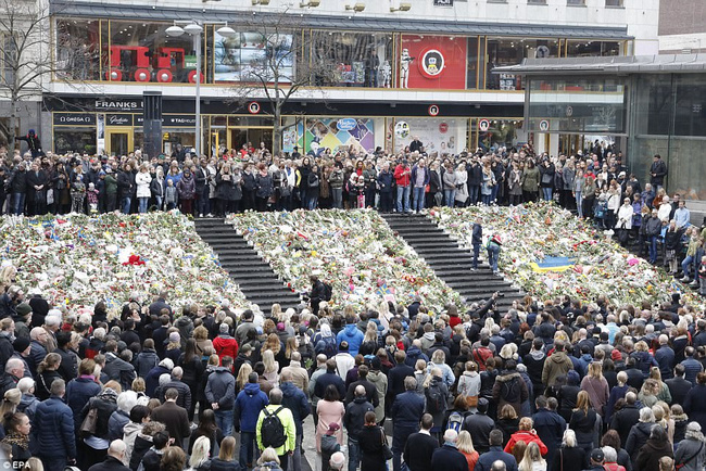 Sweden Truck Attack Suspect Admits To Terrorism