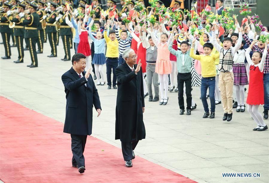 La Chine et le Myanmar soulignent la coopération gagnant-gagnant pour faire avancer leurs relations