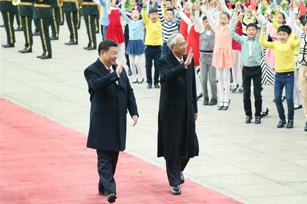 الصين وميانمار يؤكدان على التعاون المربح للطرفين من أجل دفع العلاقات