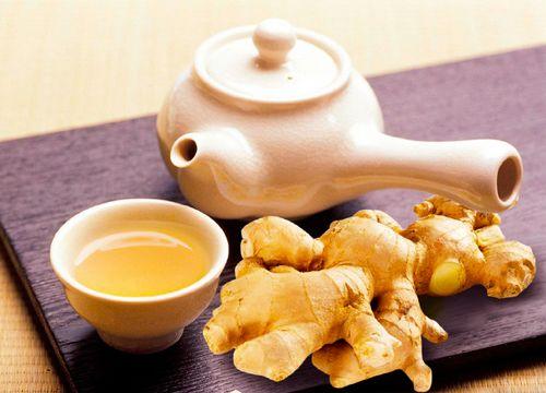 生姜红茶水减肥法第一天:早饮食正常蜂蜜同上+中晚生姜手机短信食品安全图片