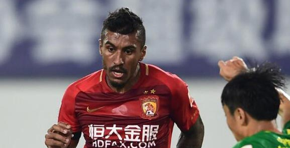 Bayern Munich are preparing an offer to sign Brazil international midfielder Paulinho from Guangzhou Evergrande, according to media reports.