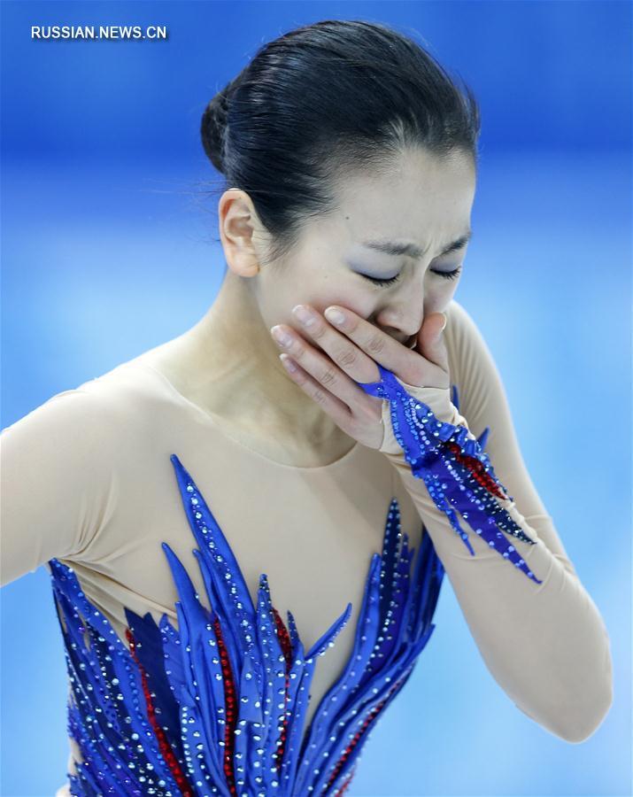 Известная японская фигуристка 26-летняя Мао Асада объявила о завершении своей карьеры