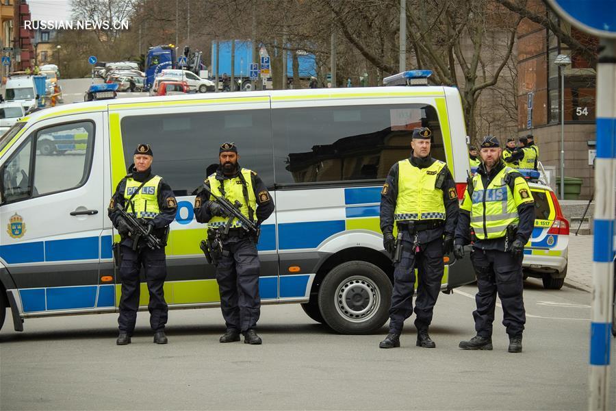 Подозреваемый в совершении теракта в Стокгольме признал свою вину