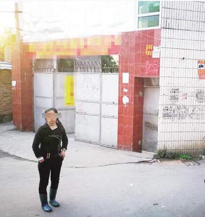 陈某霞报假警后很后悔。 警方供图