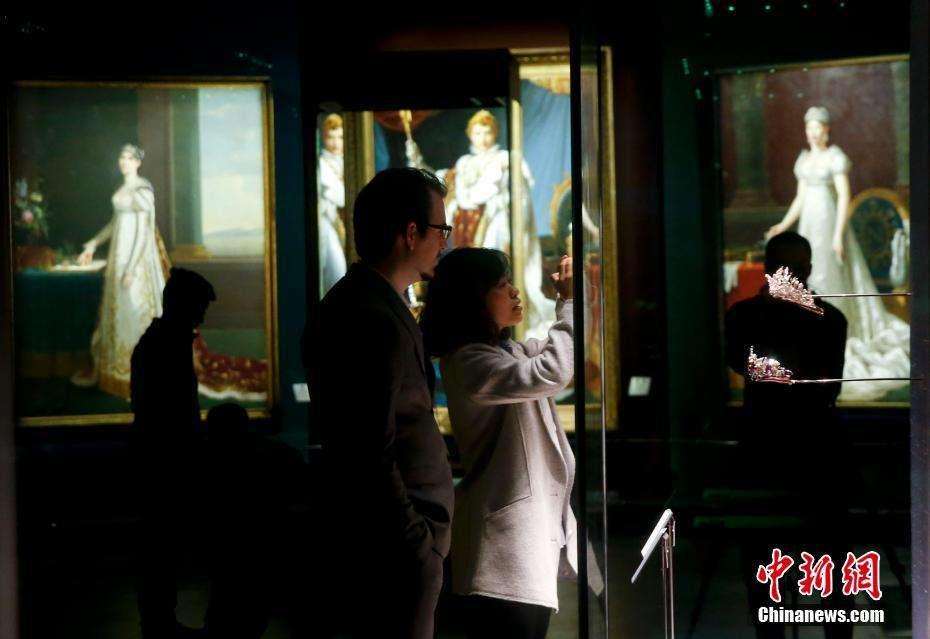 В главном музее Китая выставлены работы любимого ювелира Наполеона