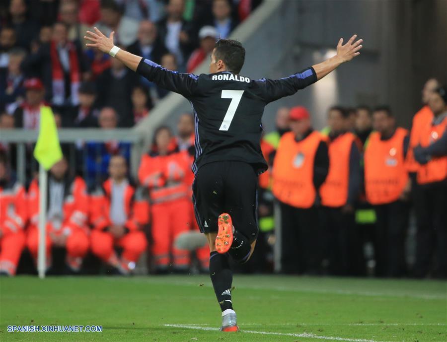 Fútbol: Real Madrid derrota a domicilio al Bayern Múnich en la Champions League