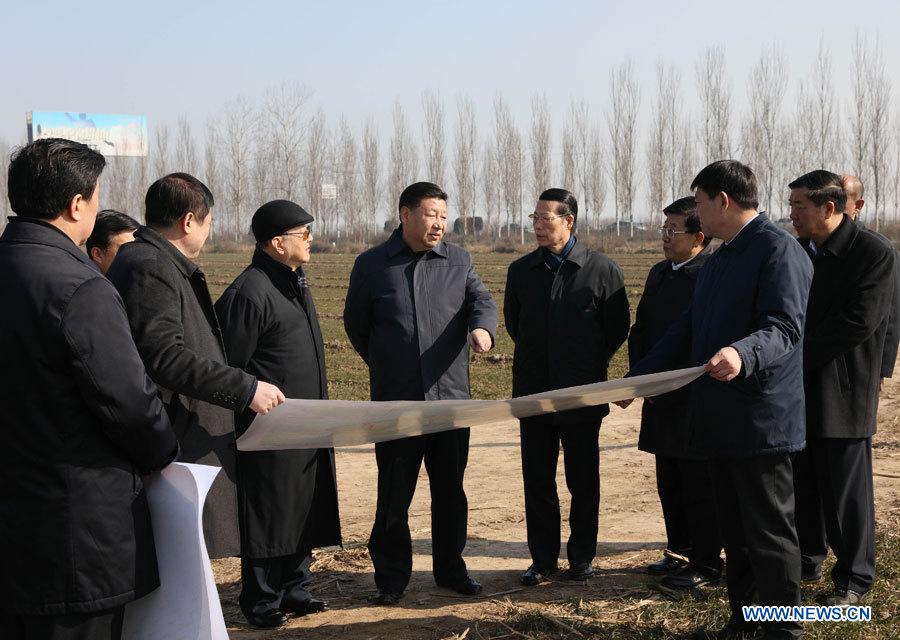 La Chine dévoile ses plans pour la Nouvelle Zone de Xiongan (DOSSIER SPECIAL)