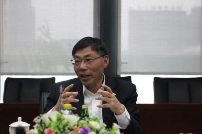 """浪潮集团董事长兼CEO孙丕恕的小目标是,""""到2020年或者更远的时间海外收入能占营业收入的40%,现在还在20%左右。"""""""