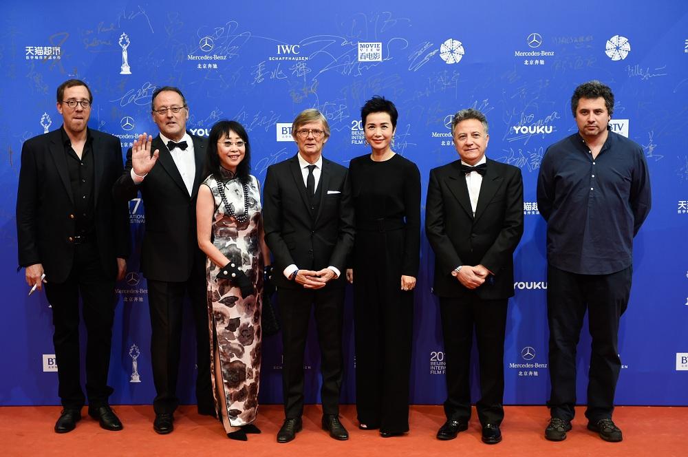 光影盛宴 相约北京 第七届北京国际电影节盛大开幕图片
