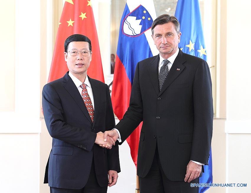 China promete mayor cooperación con Eslovenia a través de Iniciativa de Franja y Ruta