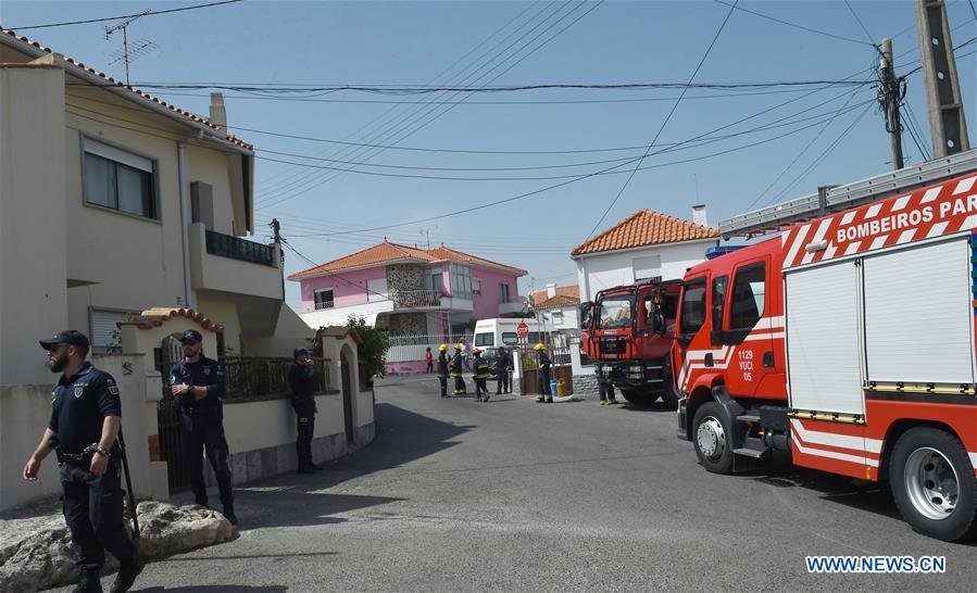 Portugal : 5 morts et 4 blessés dans le crash d