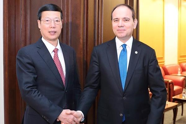 تقرير اخباري: الصين وألبانيا تتفقان على توسيع التعاون في إطار مبادرة الحزام والطريق وآلية 16+1