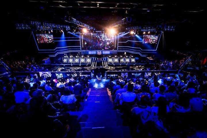 电子竞技成为2022年杭州亚运正式比赛项目斗牛服务端图片