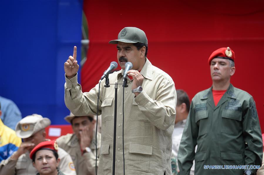 Maduro exhorta a población a responder ante eventual golpe de Estado