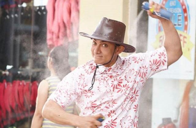 印度宝莱坞演员阿米尔·汗