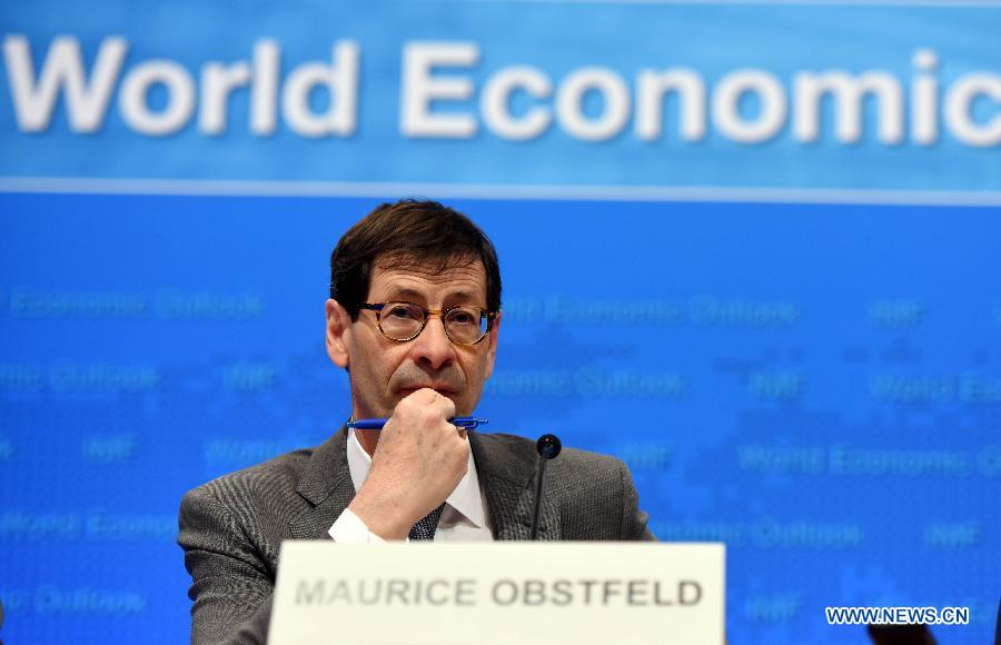Le FMI revoit à la hausse ses prévisions de croissance pour la Chine en 2017 et 2018