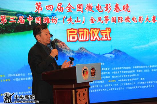 中国电影家协会分党组副书记、中国台港电影研究会会长许柏林
