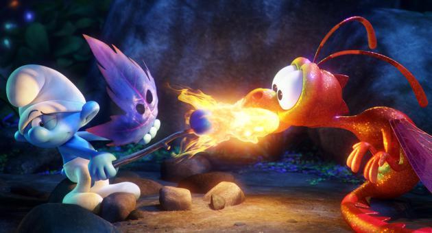 奇幻生物碰撞奇妙火花