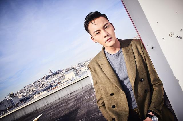 陈伟霆《着迷》释放歌手能量 多元视野不忘初心