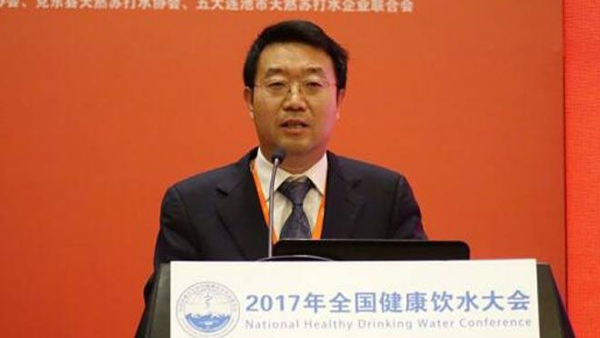 中国民族卫生协会健康饮水专业委员会常务副主任兼秘书长马锦亚