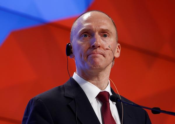 美媒:俄罗斯试图利用特朗普助手渗透其团队、干预大选