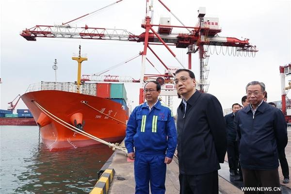 رئيس مجلس الدولة الصيني يحث شاندونغ على تعزيز محركات نمو جديدة