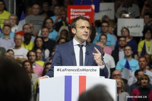 تقدم ماكرون ولو بان في الجولة الأولى من الانتخابات الفرنسية