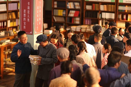 1978年5月1日,35本中外文学名著恢复发行。