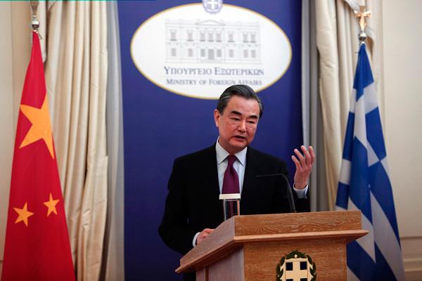 La Chine appelle à des échanges rationnels pour résoudre les conflits