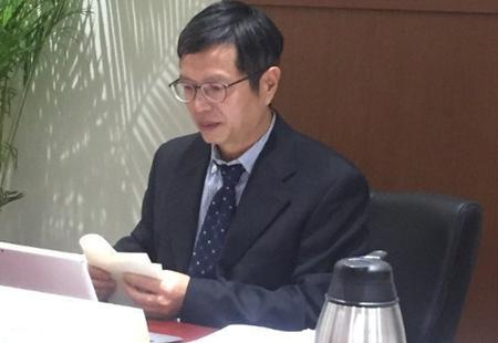 台大法律系教授林钰雄