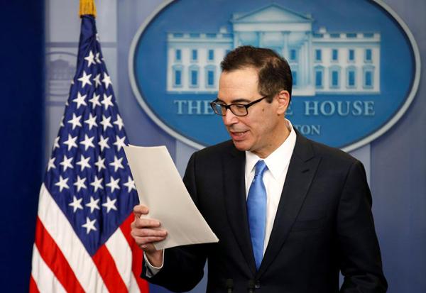 Les États-Unis imposent des sanctions contre 271 employés du gouvernement syrien