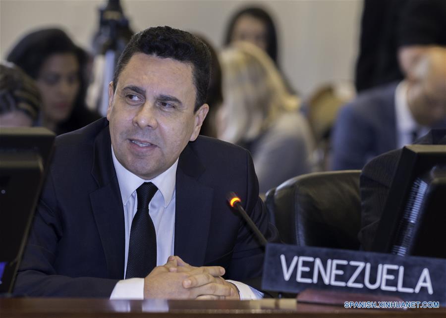 Venezuela anuncia que iniciará proceso para abandonar OEA
