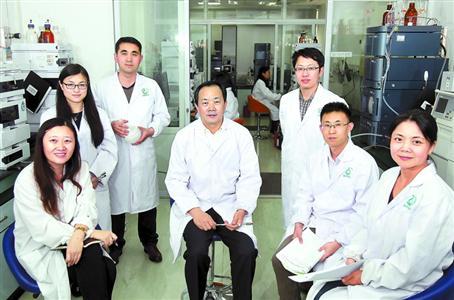 中药标准国际化的拓荒之旅——记中科院上海药物研究所中药现代化研究团队