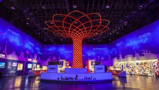 В Шанхае 1-го мая открывается музей всемирной выставки