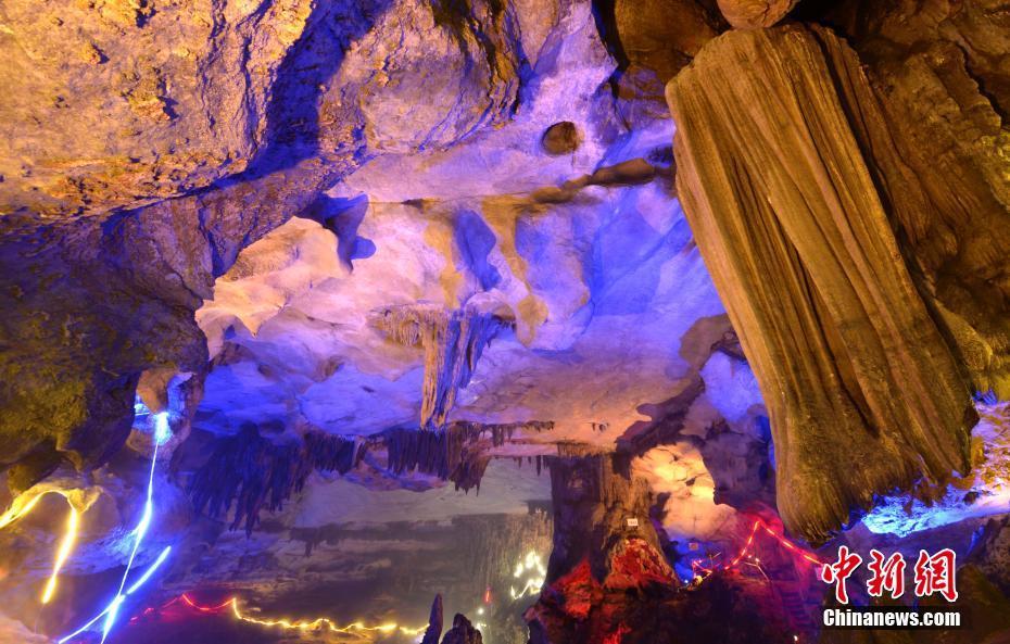 Jiangxi : la grotte du Renard Immortel