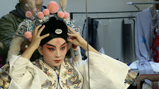 Every figure in Chinese traditional opera has his or her own unique costume. Thus, the hats worn by actors when performing also vary in a lot of forms.