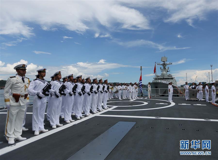 Filipinas está abierta a ejercicios militares conjuntos con China, dice presidente Duterte