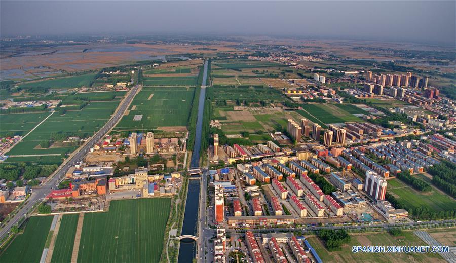 Nueva Área de Xiongan, ciudad china que materializará sueños chinos