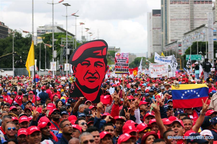 Maduro convoca a Constituyente para transformar el Estado y crear nueva Constitución en Venezuela