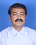 Rabi Sankar Bosu, Secretary of CRI's New Horizon Radio Listeners' Club, based in West Bengal, India.