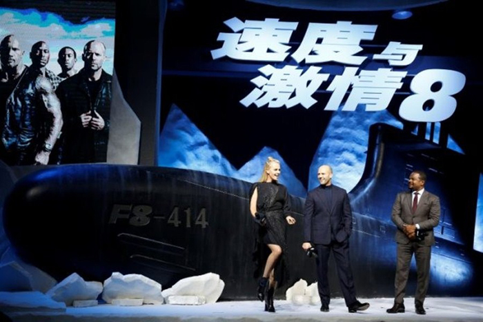 La nouvelle déclaration d'amour des spectateurs chinois à Hollywood