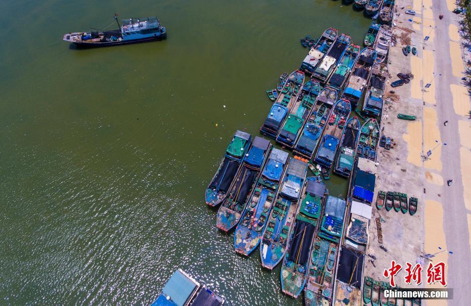 Début du moratoire sur la pêche en mer de Chine du Sud